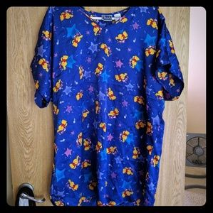 POOH  night gown.